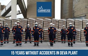 15 years without accidents Deva
