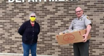 LUNCH DONATION FOR POLICE AND FIRE_Carmeuse